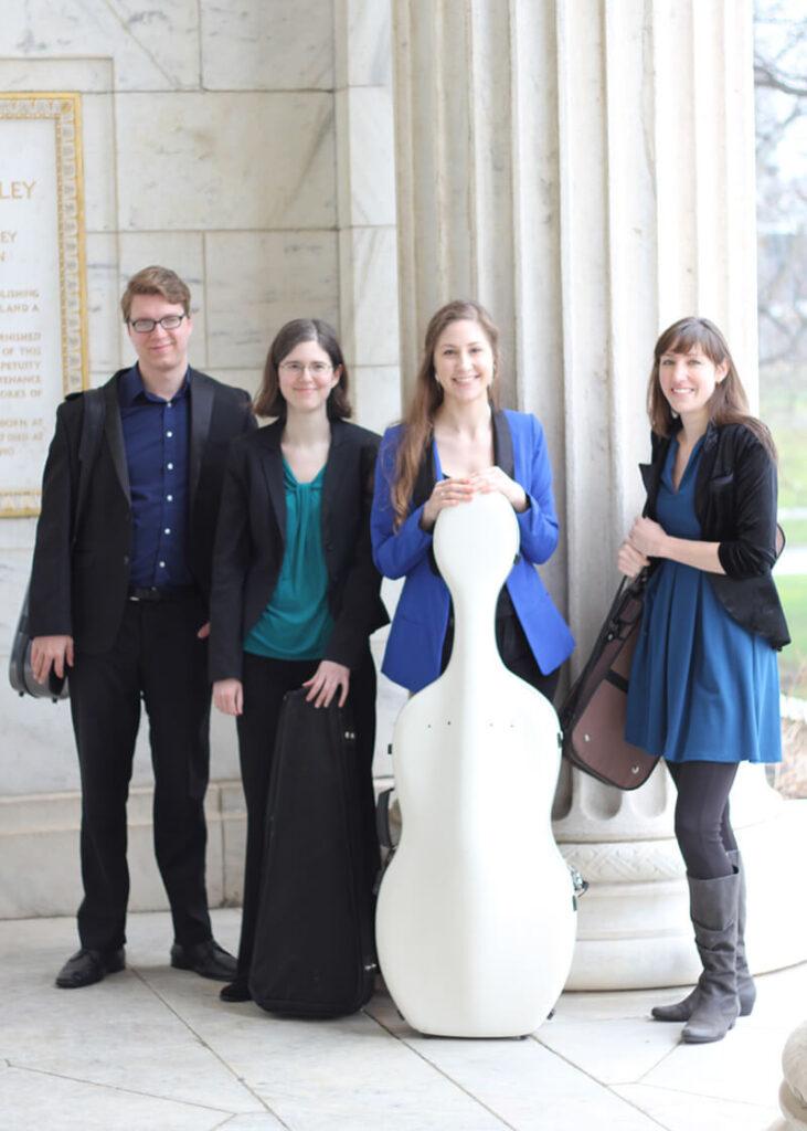 North Coast String Quartet The perfect quartet