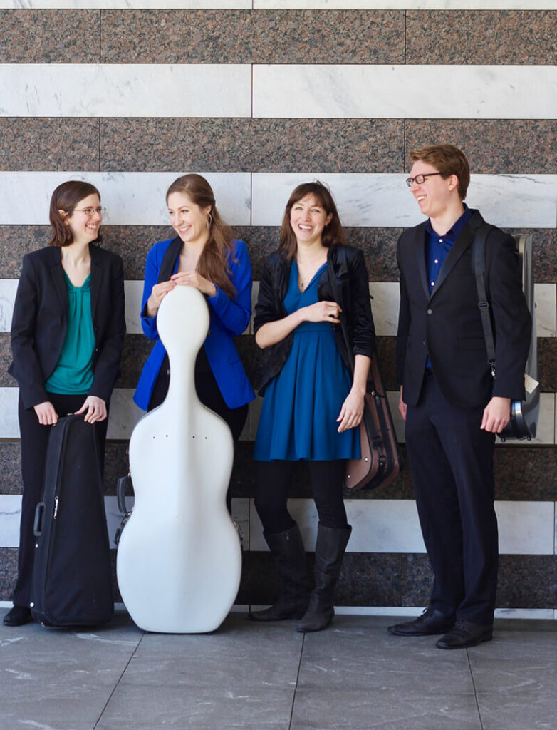 North Coast String Quartet booking info