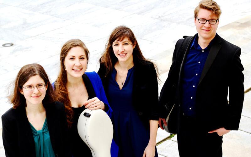 North Coast String Quartet weddings