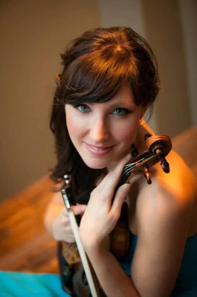 Stefanie Schore North Coast String Quartet