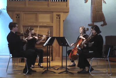Viva La Vida by Coldplay North Coast String Quartet
